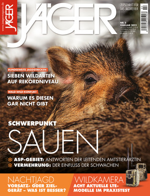 Jägermagazin - Ausgabe 02/2021