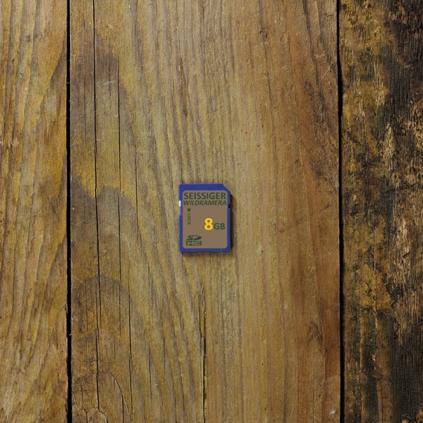 SDHC-Speicherkarte 8GB