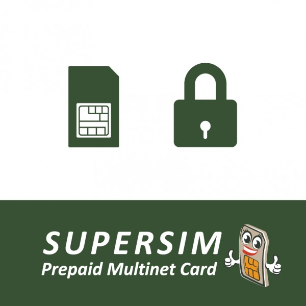 Aufspielen des SIM-Lock