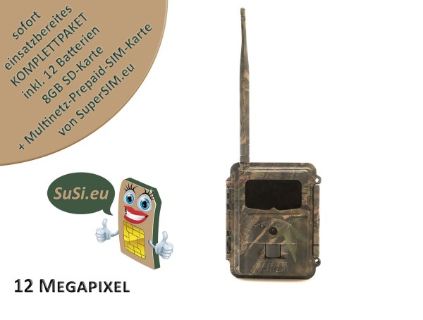 Special-Cam 2G/GPRS - SUPERSIM-Edition