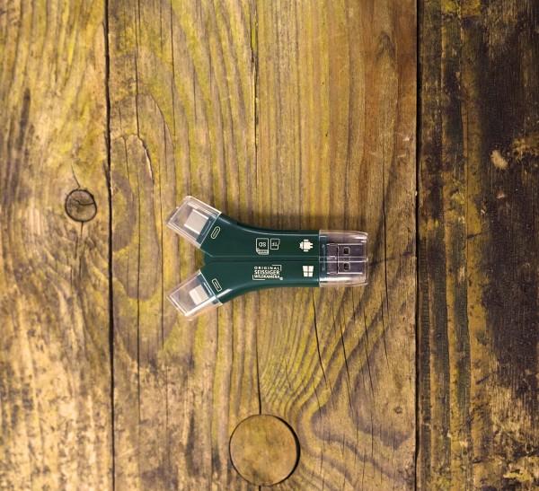 SEISSIGER SD-Kartenleser 4-in-1
