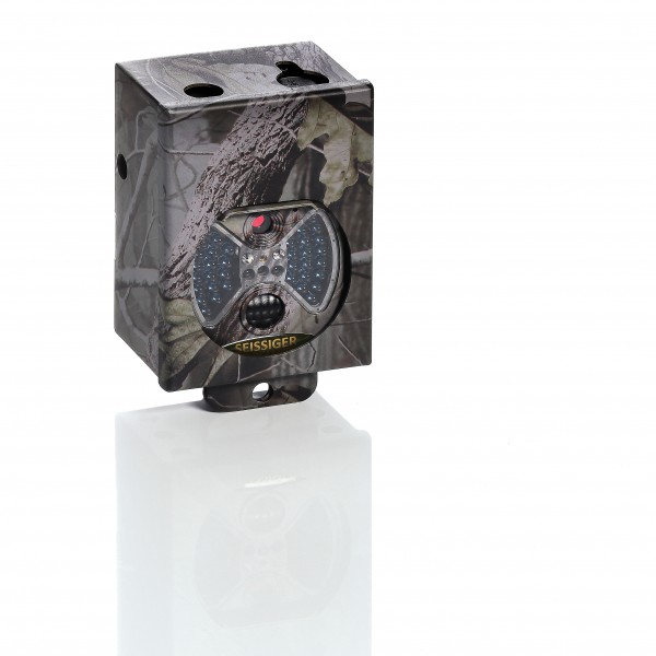 Stahlgehäuse für GPRS-Cam 2 und Pro-Cam 2