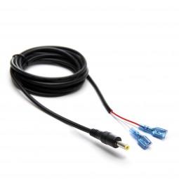 Kabel mit 4,0 x 1,7mm Hohlstecker für externe 6V-Zusatzbatterie