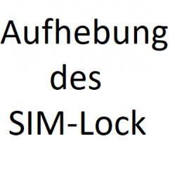 Aufhebung des SIM-Lock