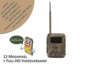 Special-Cam 4G/HSPA+ Ausführung SUPERSIM
